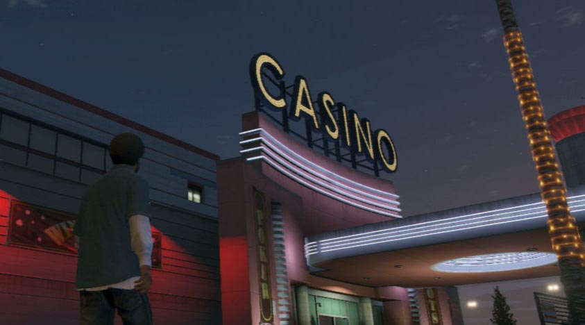 GTA 5 Online Casino To Open On 10 June As Part Of Ill