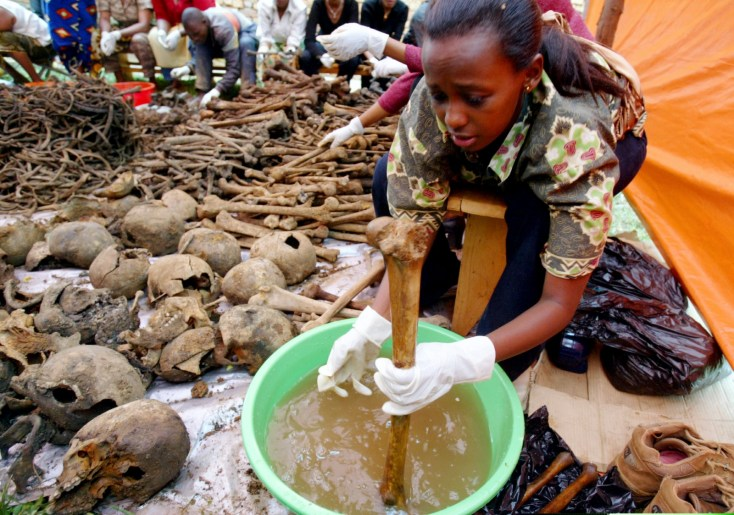 Rwanda Genocide French Officers Deny Failure Protect