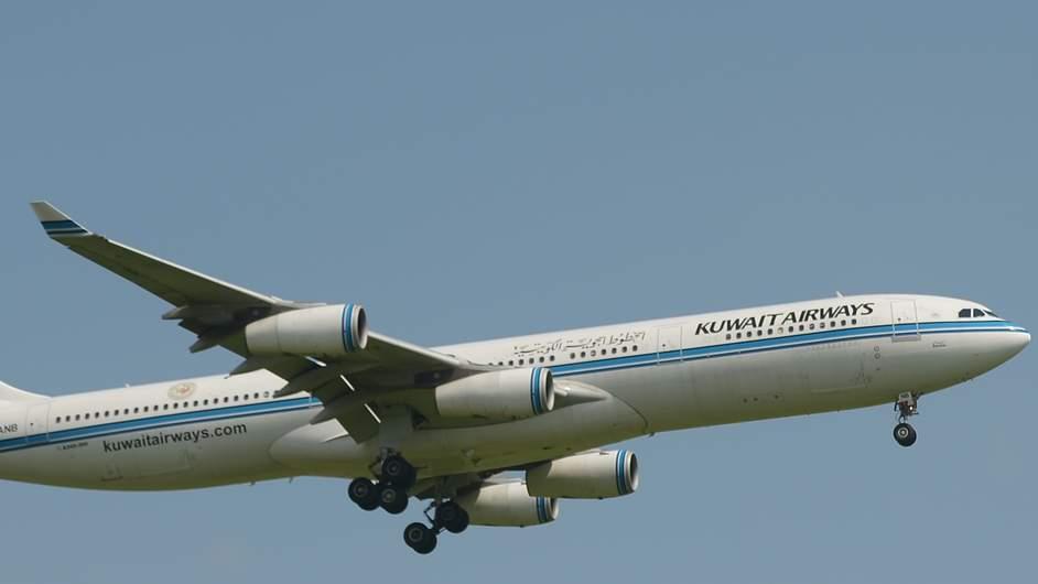 Kuwait Airlines KU118 flight: Jet from New York declares ...