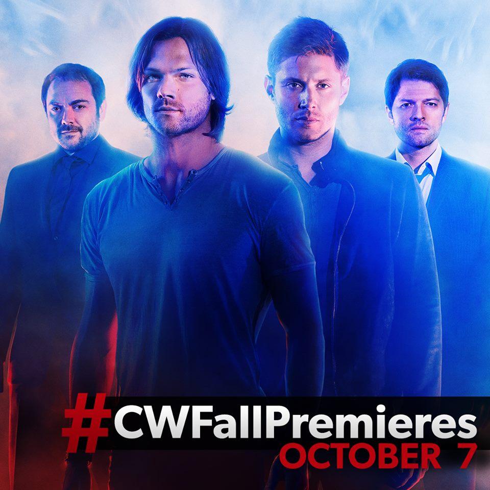 Supernatural Season 11 wallpaper