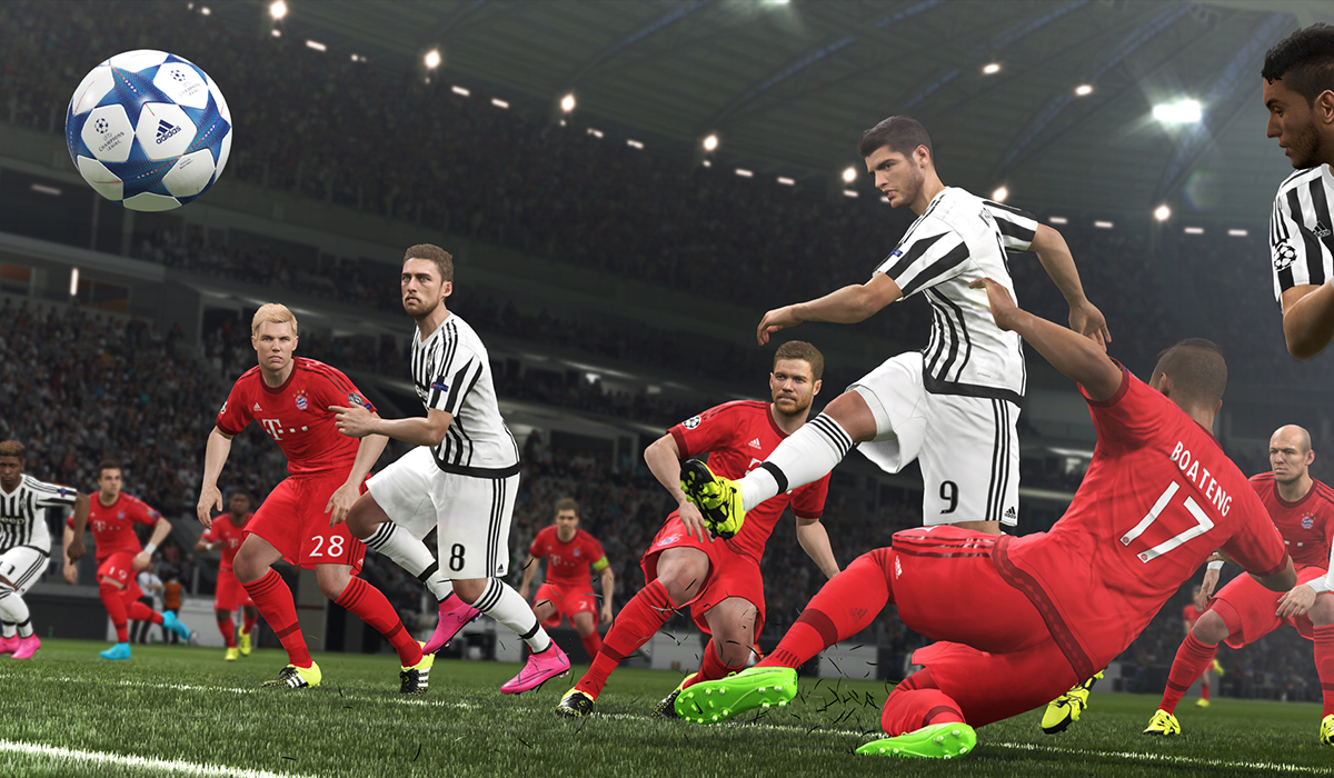 PES 2016 Konami Hasnt Decided What To Do With Euro 2016 License