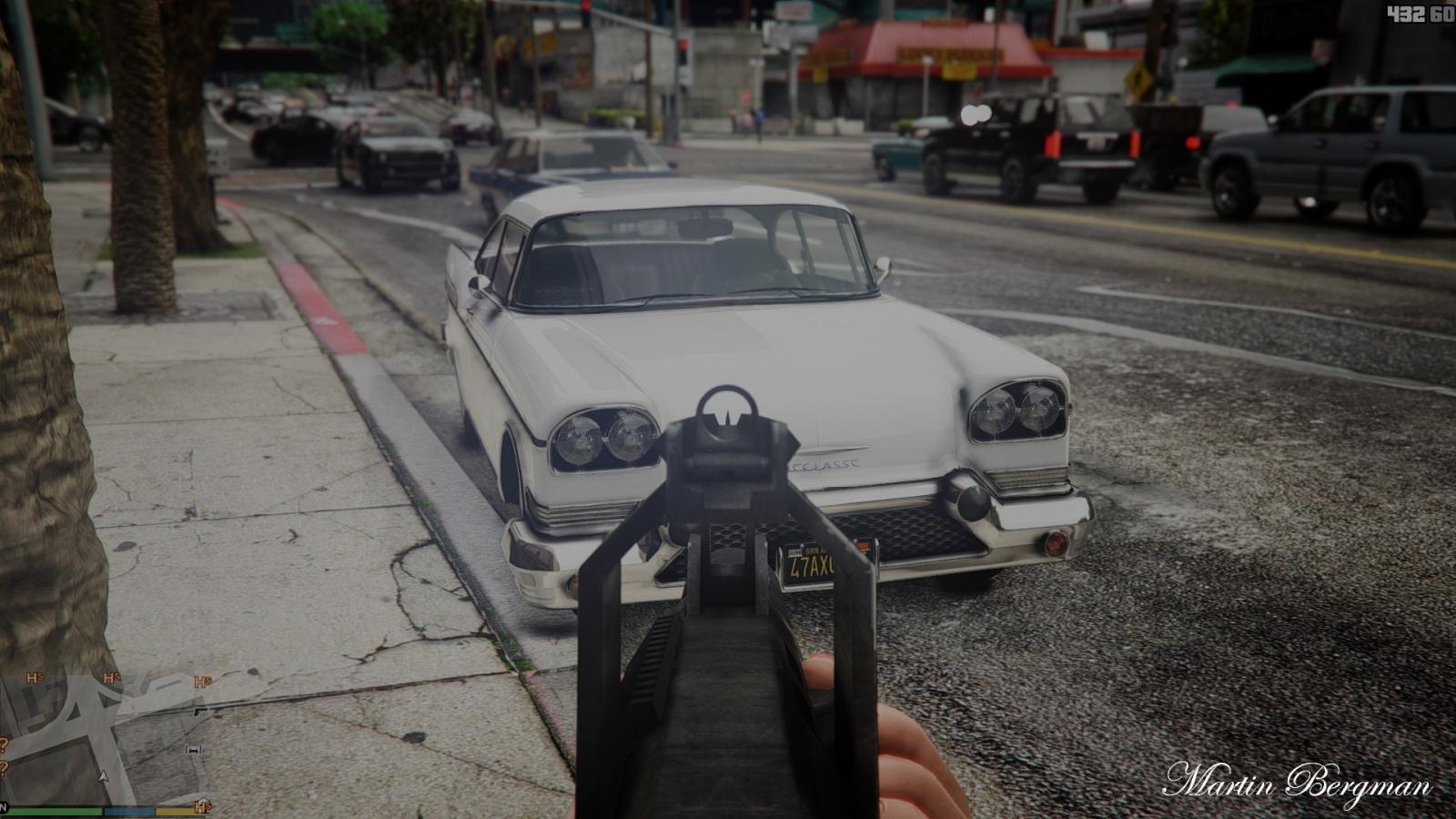 Realistic Mod Gta 4