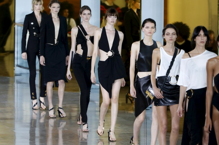 Paris fashion week 2015 guide celebrity front row guests models how