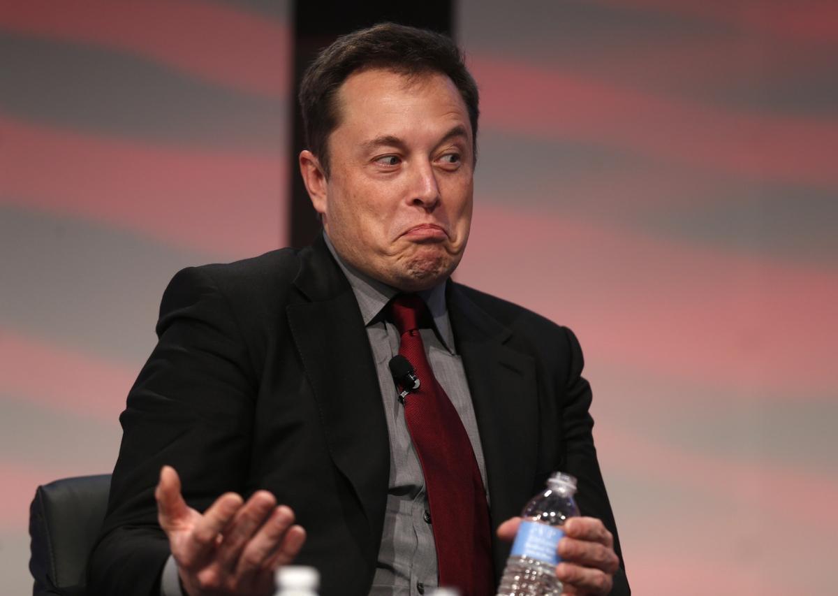 Elon Musk Deletes Teasing Tesla Tweets Is Electric Car
