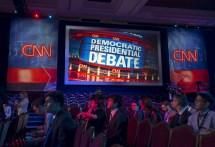 Democratic Debate Happened Hillary Clinton And