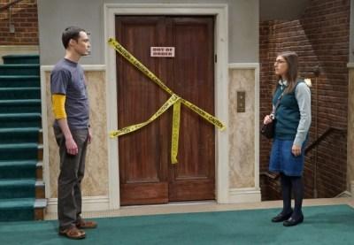 The Big Bang Theory season 9 episode 9 Amy wants to get