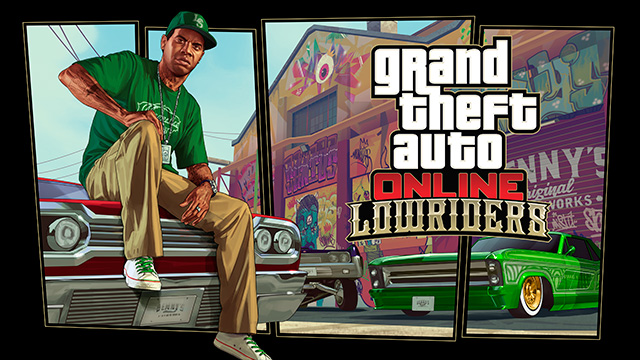 GTA 5 Online Lowriders DLC now available for download