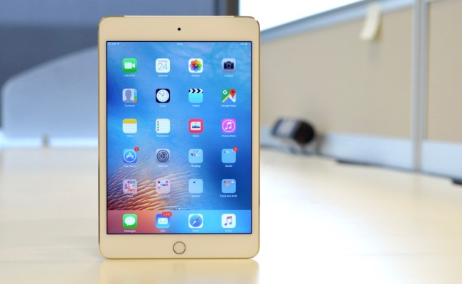 Ipad Mini 4 Review The Best Small Tablet Yet Brings Apple