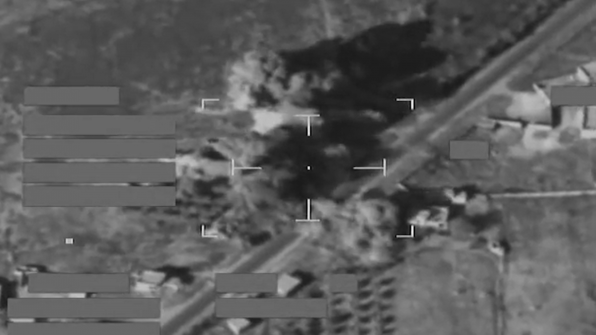 Syria air strikes Isis oil field struck by second round RAF bombings