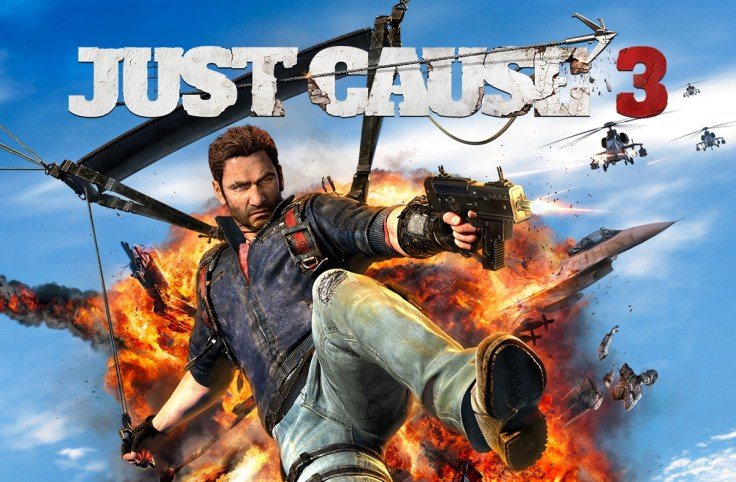 just cause 3 easter