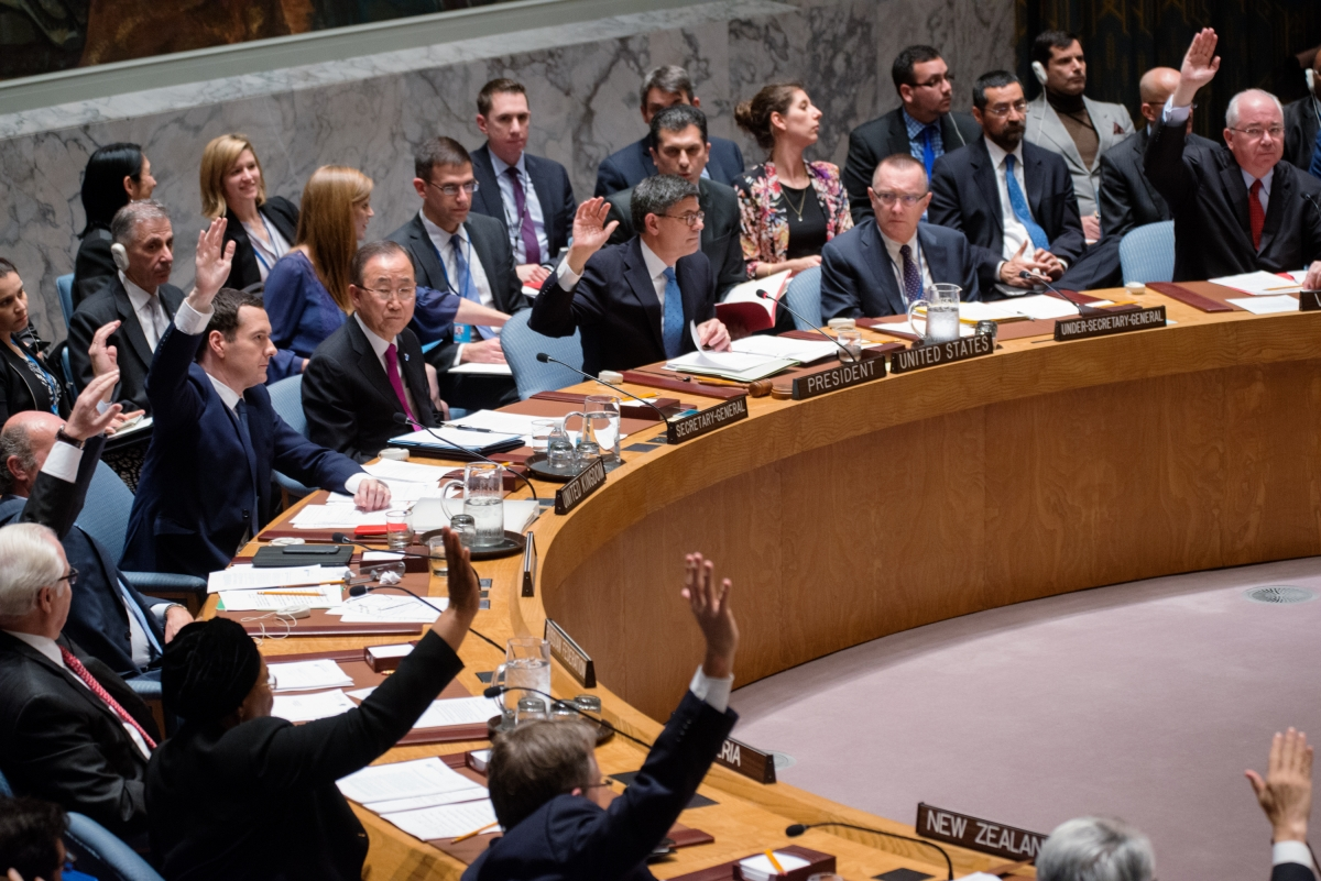 Isis Un Security Council Adopts Resolution Aimed At Disrupting Daesh S Finances