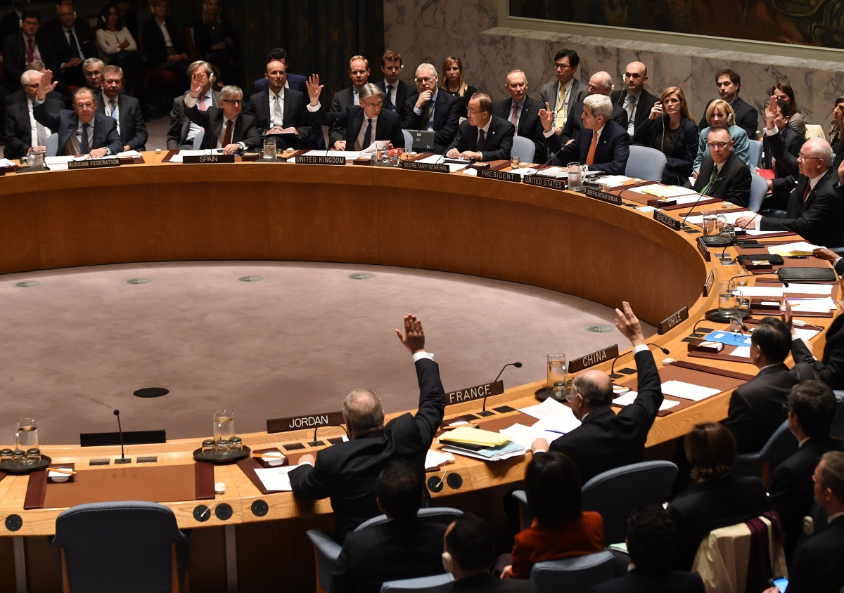 Syria World Powers Agree On Roadmap To Peace In War Torn Nation