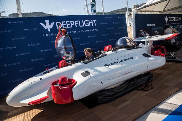 DeepFlight Dragon Civilian Submarine Now Available For