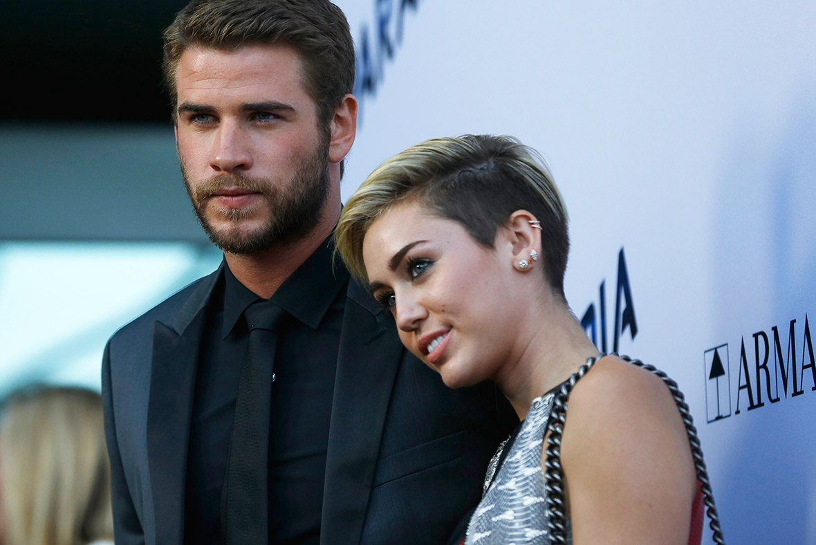 Miley Cyrus And Liam Hemsworth To Spend Valentines Day