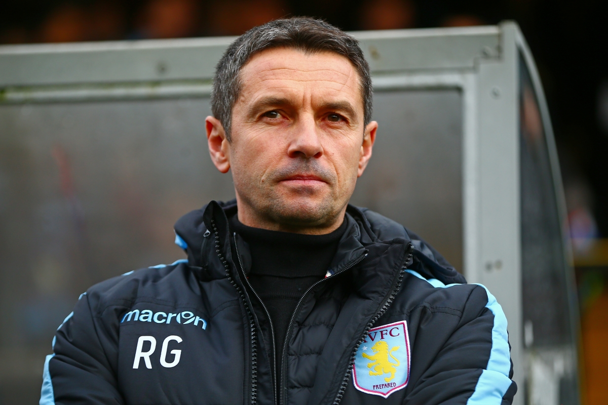 Remi Garde admits relegation-threatened Aston Villa are struggling to ...