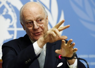 DE MISTURA NOT SO MYSTERIOUS; DR. ASSAD KNOWS EXACTLY WHAT'S IN HIS BAG OF TRICKS; FEDERALISM AS A TROJAN HORSE 1