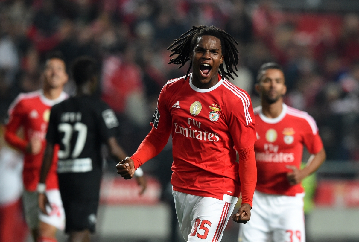 Renato Sanches Real Madrid plotting 60m summer swoop for Benfica wonderkid