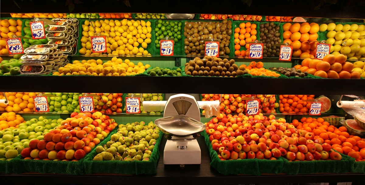 Fresh Frozen Vegetable Products