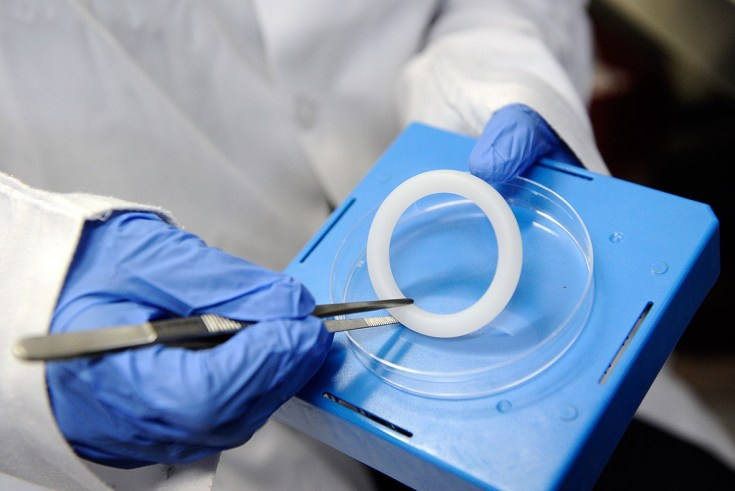 anti-HIV ring
