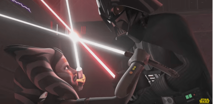 Star Wars Rebels Season 2 Finale Synopsis Out Kanan Ezra And Ahsoka Will Fight Darth Vader
