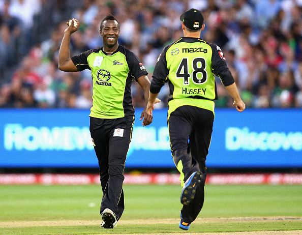 T20 World Cup 2016 West Indies All Rounder Andre Russell