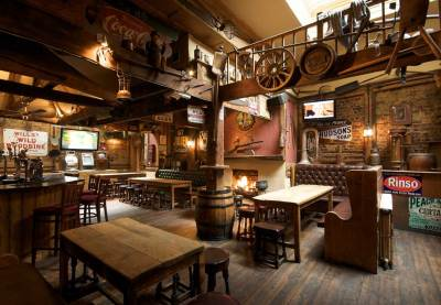St Patrick S Day The Best Irish Pubs In London