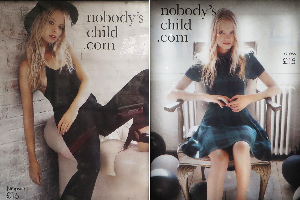 Advert by ethical clothing company banned for