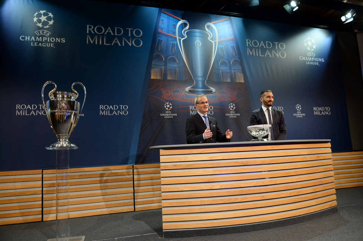 Uefa Champions League 2015-16 semi-final draw: How to watch live. key dates and streaming information