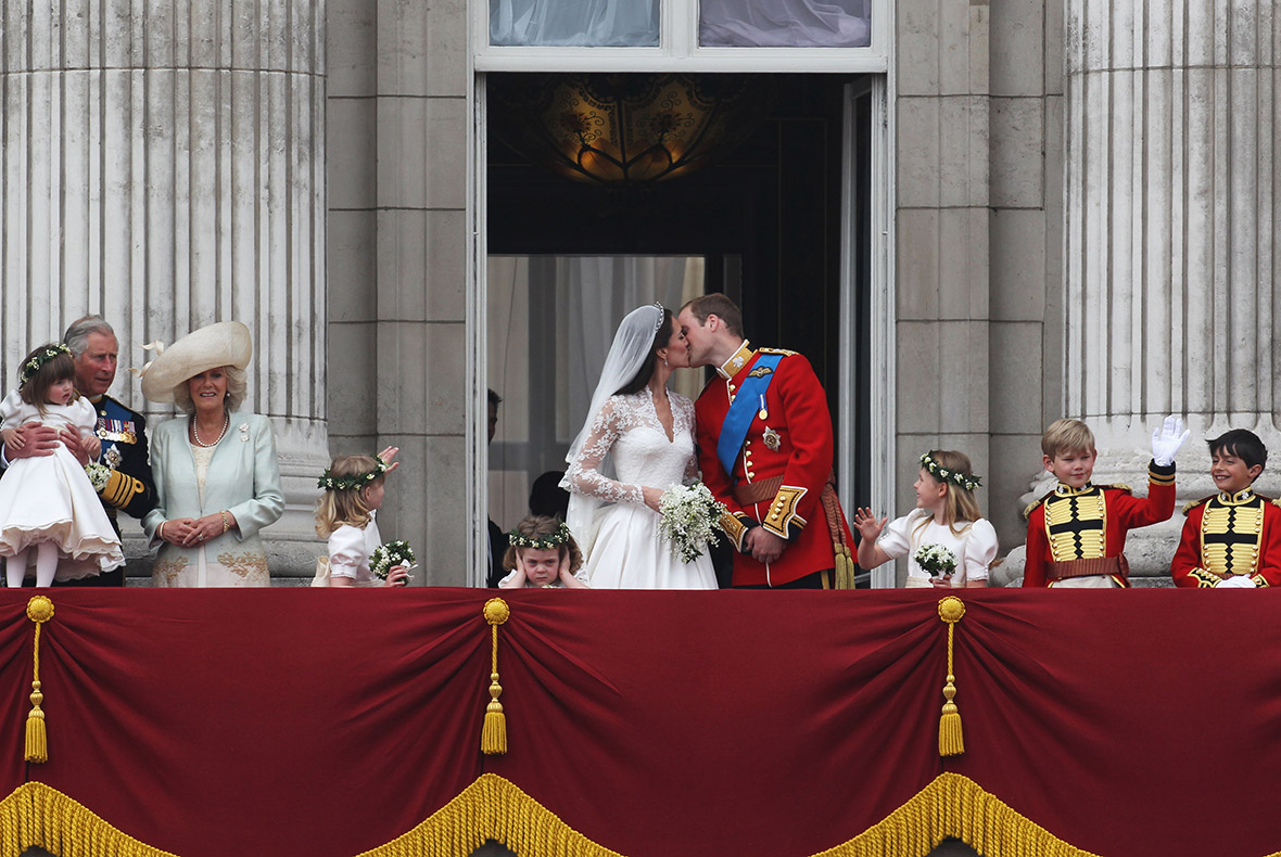 Prince William and Kate Middleton sixth wedding