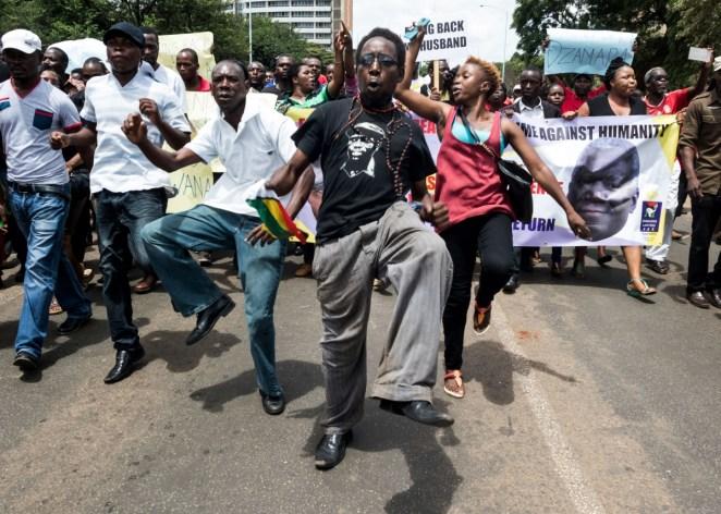 Missing Zimbabwean activist Itai Dzamara