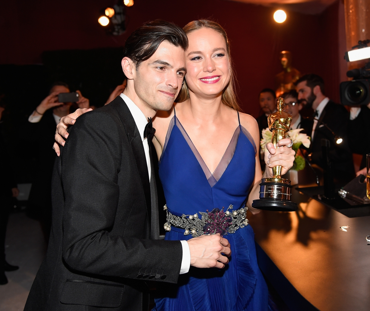 Brie Larson Gets Engaged To Phase Rocker Alex Greenwald