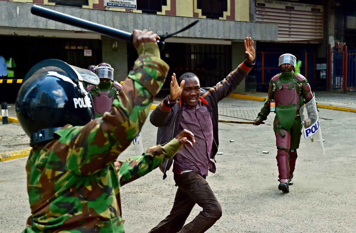 HRW report Worrying rise in police killings in Kenya shows authorities not tackling impunity