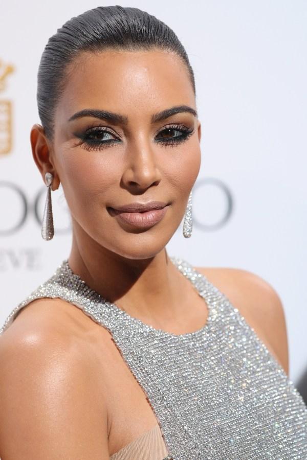Cannes Film Festival 2016 Kim Kardashian Sparkles In