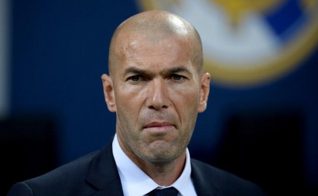 Champions League Draw Zinedine Zidane Explains Why Real