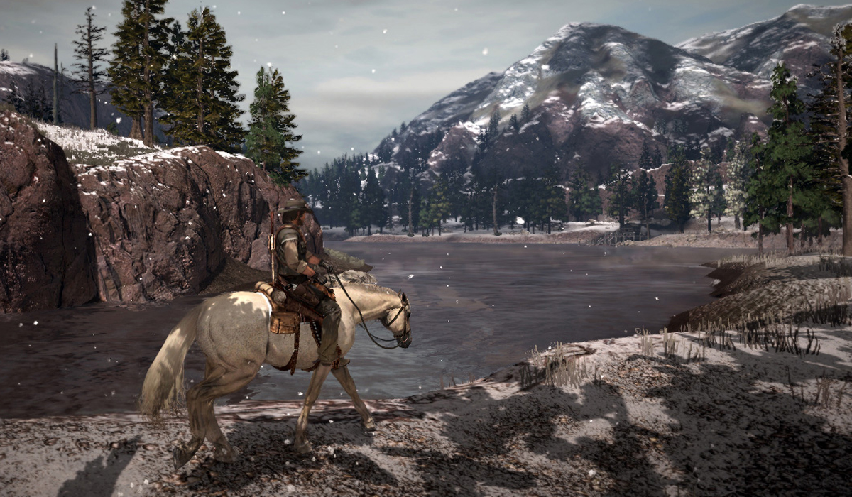 Red Dead Redemption Now Available On Xbox One Via