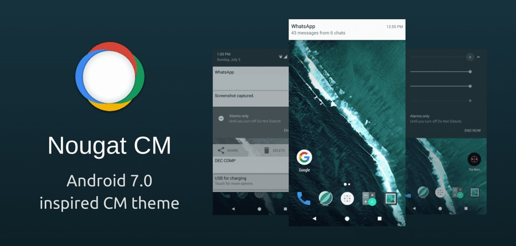 Image Result For Custom Rom Nougat