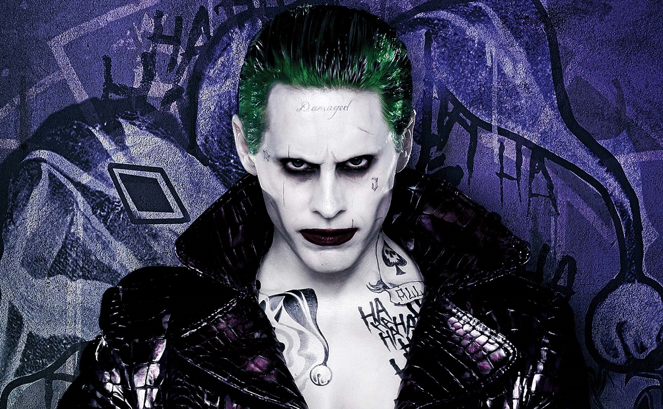 Suicide Squad San Diego Comiccon Figure Hints The Joker