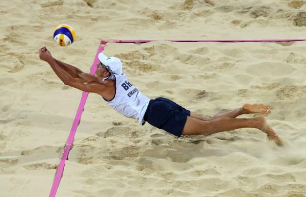 Beach Volleyball Schedule