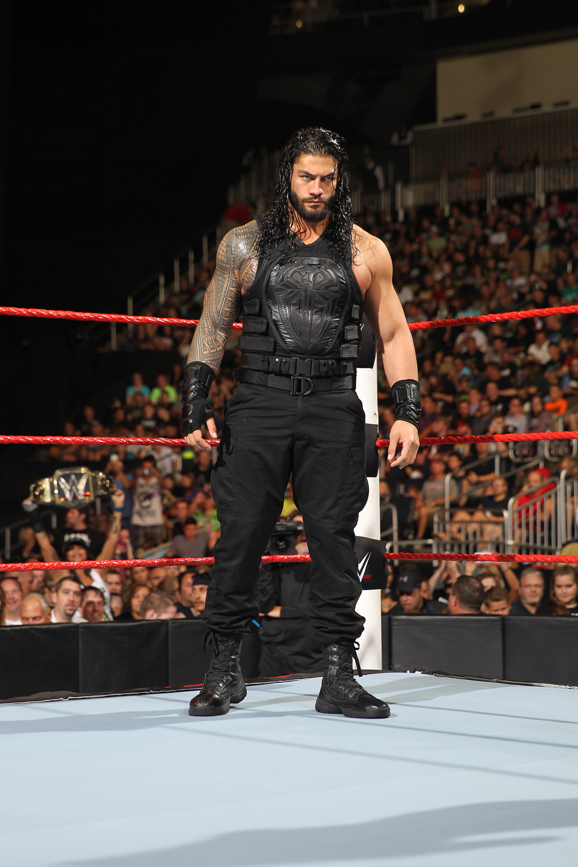Wallpaper For Girls Room Uk The Reason Why Wwe Planned For Roman Reigns To Enter The