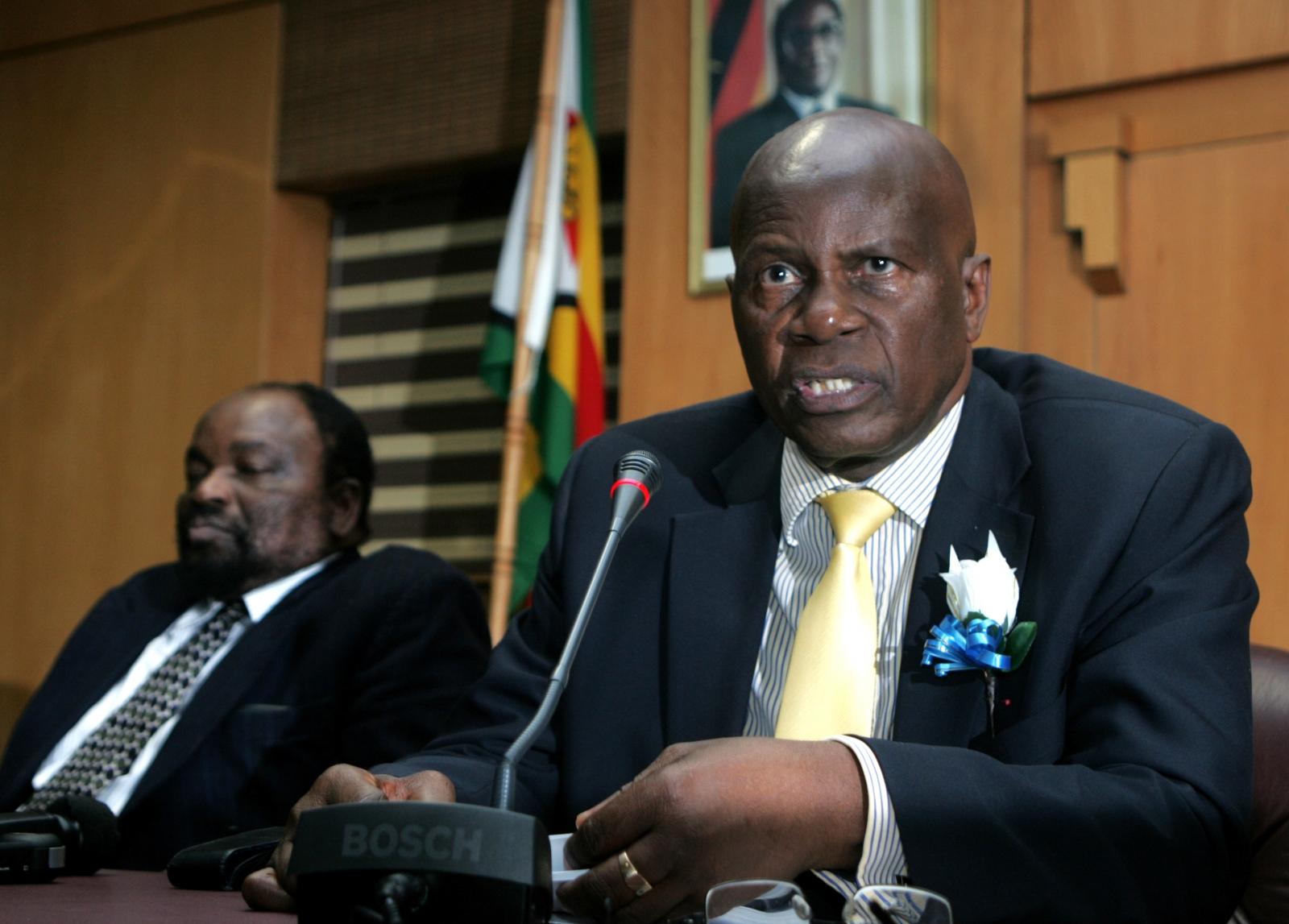 Zimbabwes brutal regime Boris Johnson accused of