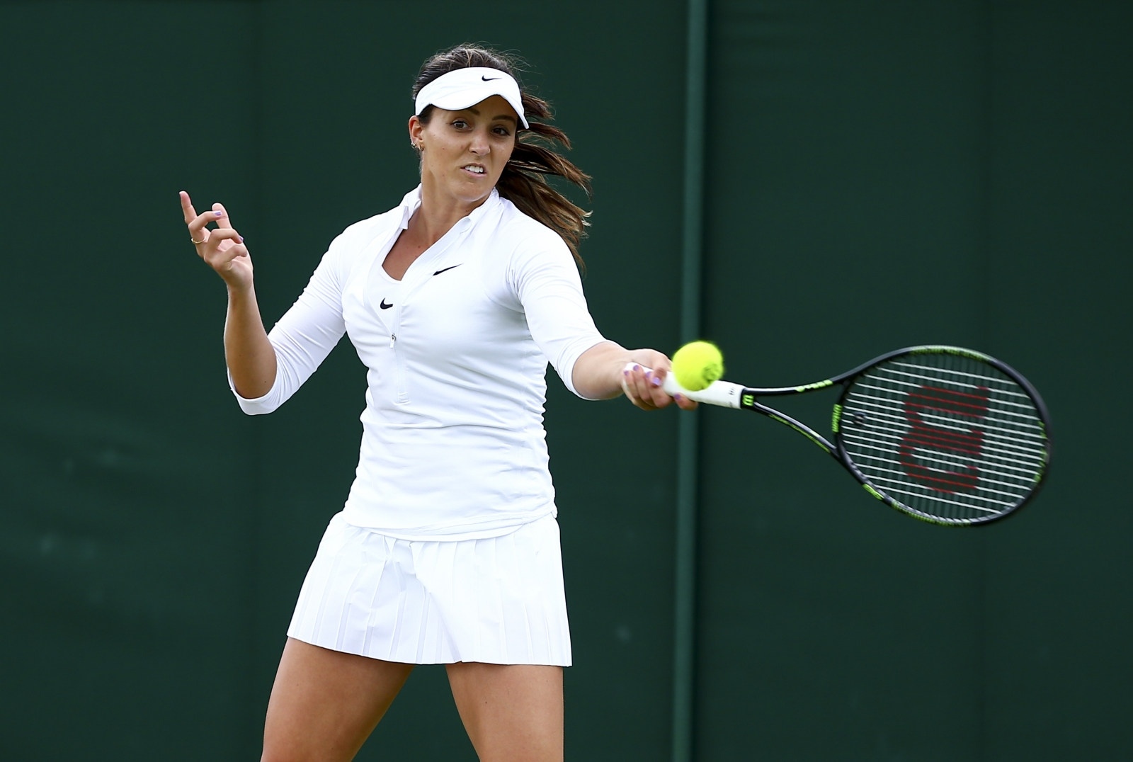 US Open Laura Robson will play against Naomi Broady