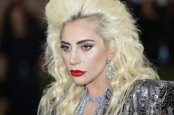 Lady Gaga Star Born -star Bradley Cooper '' Amazing Work With'