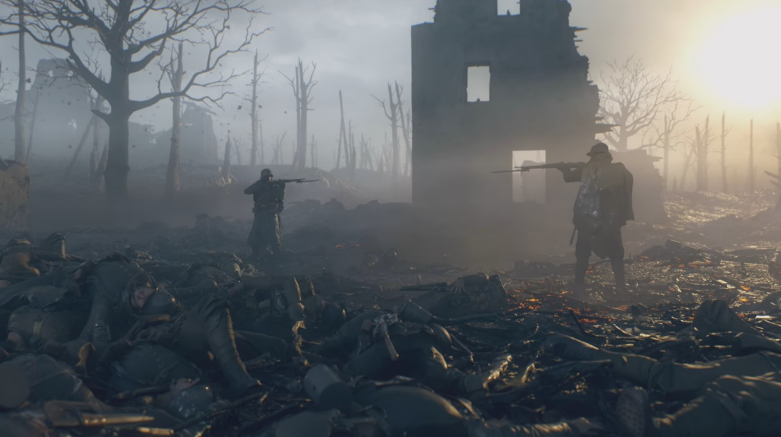 Battlefield 1 Review EA DICE Takes Shooter To World War 1