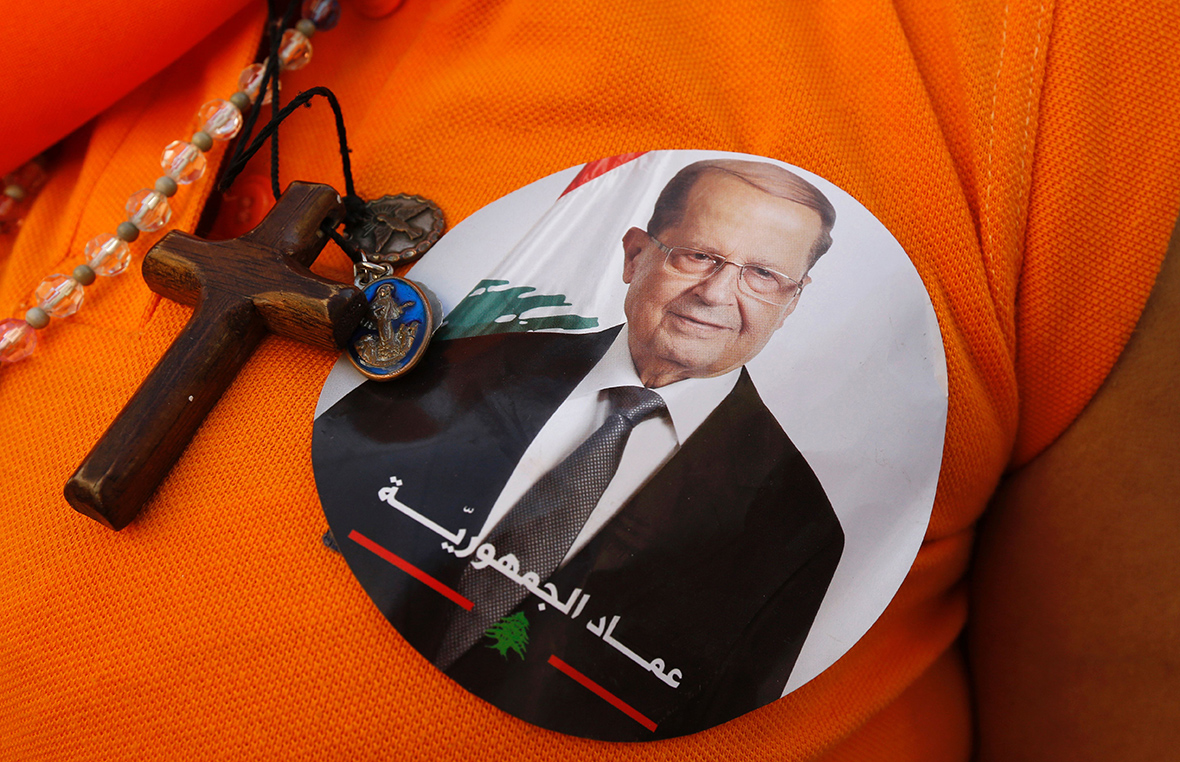 Michel Aoun Is Elected President Of Lebanon After 29 Month