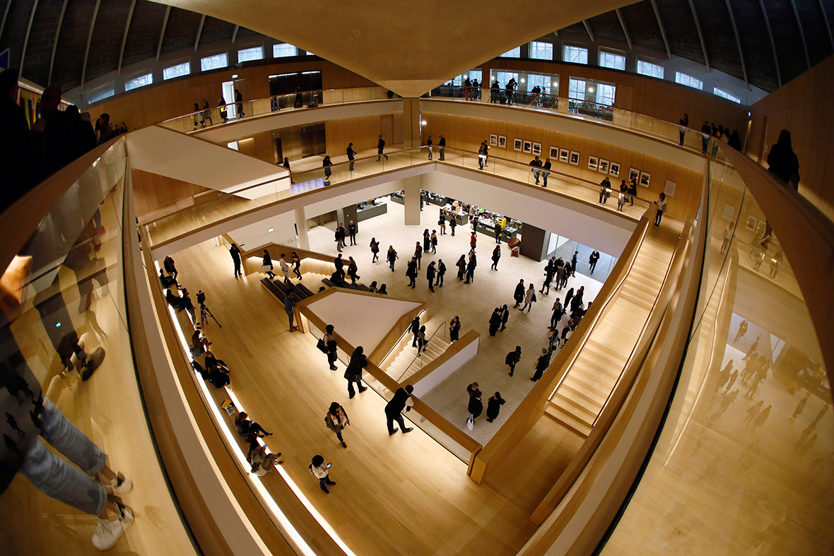 Inside the Design Museums new home in the Commonwealth