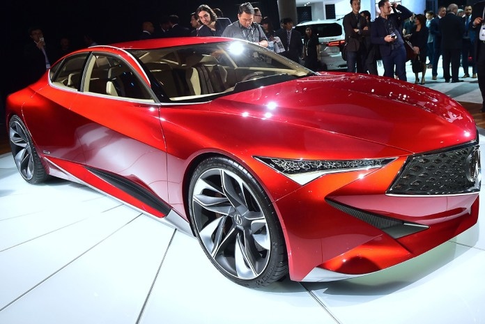la auto show 2016: the most exciting new cars on show in los angeles