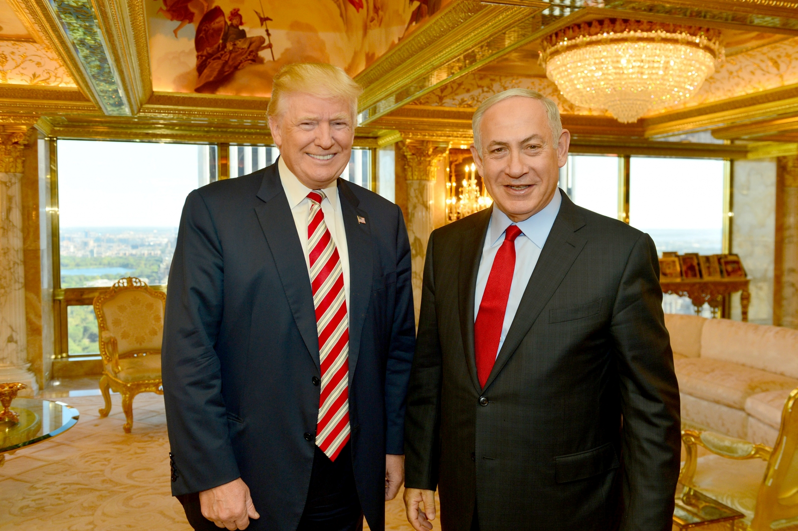 Image result for iran deal trump netanyahu