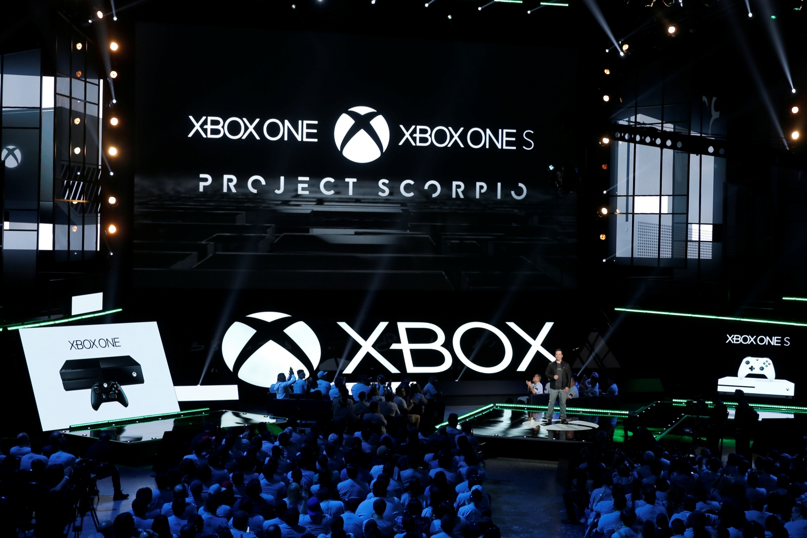 What Is Xbox One Project Scorpio Everything You Need To Know About Microsofts 4K VR Console