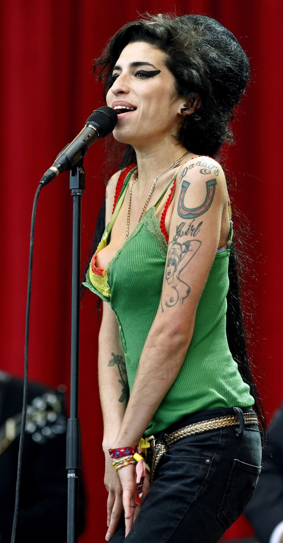 Was Amy Winehouse Suffering From Mental Illness