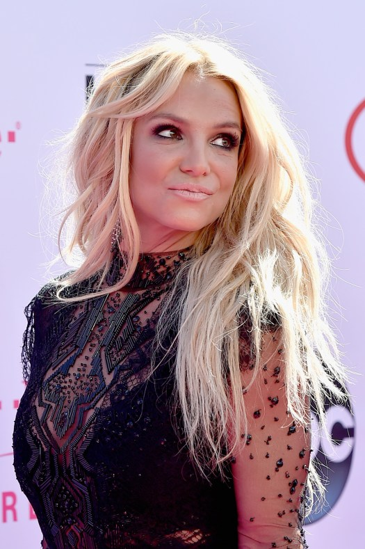 'Disgusted' Britney Spears fans attack Katy Perry over ...